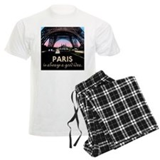 Paris France Pajamas
