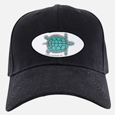 Turtle in Turquoise Baseball Hat