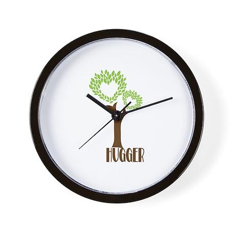 Hugger Wall Clock