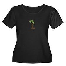 Hugger Plus Size T-Shirt