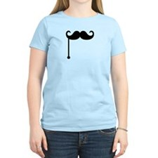 Mustache on a stick T-Shirt