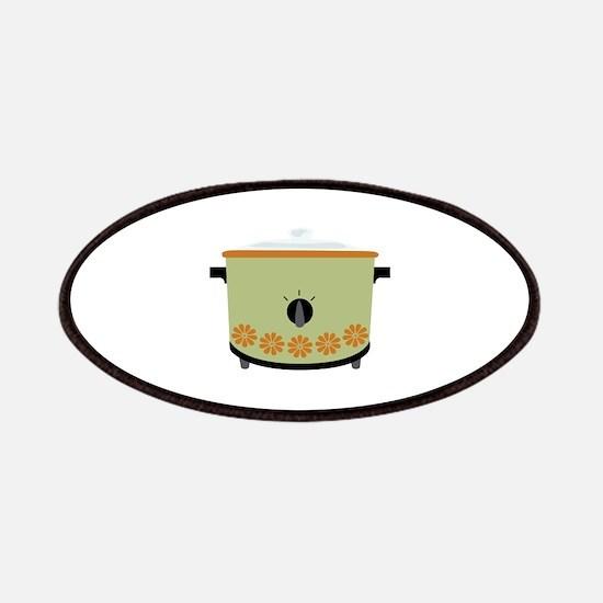 Crock Pot Slow Cooker Patches