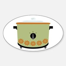 Crock Pot Slow Cooker Decal