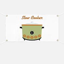 Slow Cooker Banner