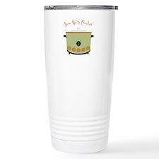Now Were Crockin Travel Mug