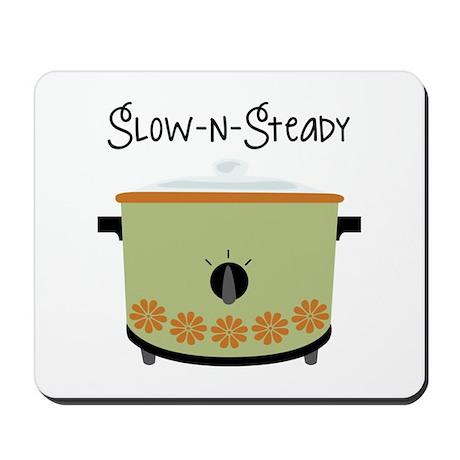 Slow-N-Steady Mousepad