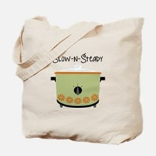 Slow-N-Steady Tote Bag