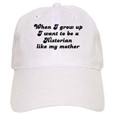 Historian like my mother Hat