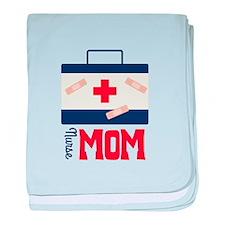 nurse MOM baby blanket