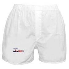 FIRST AID Boxer Shorts