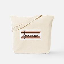 HBCU CHOCOLATE Tote Bag