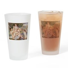 Renoir Les Grandes Baigneuses Drinking Glass