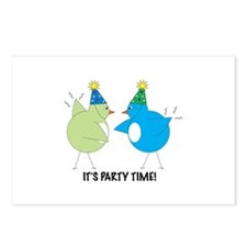 Its Party Time! Postcards (Package of 8)