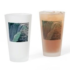 Majestic Niagara Falls Drinking Glass
