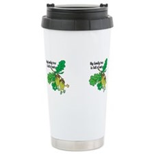 Funny Genealogist Travel Mug