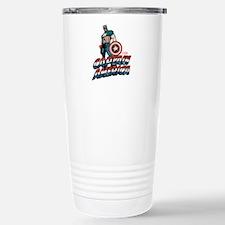 Captain America Classic Travel Mug