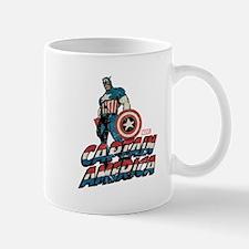 Captain America Classic Mug
