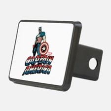 Captain America Classic Hitch Cover
