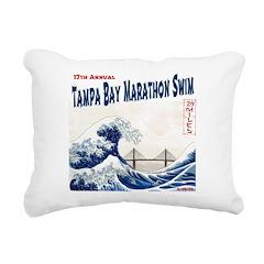 17th Annual TBMS Rectangular Canvas Pillow