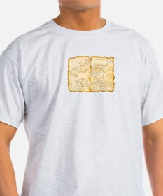 Adventure Map T-Shirt
