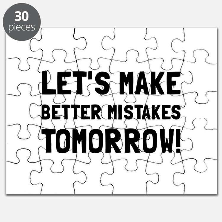 Better Mistakes Puzzle
