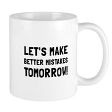 Better Mistakes Mugs