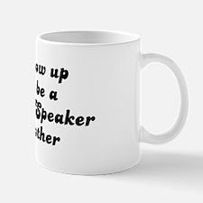 Motivational Speaker like my  Mug