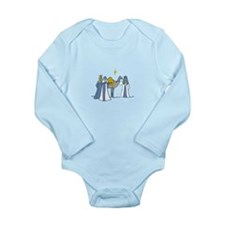 Three Kings Body Suit