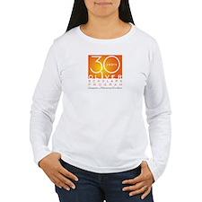 30th Anniversary Logo Long Sleeve T-Shirt