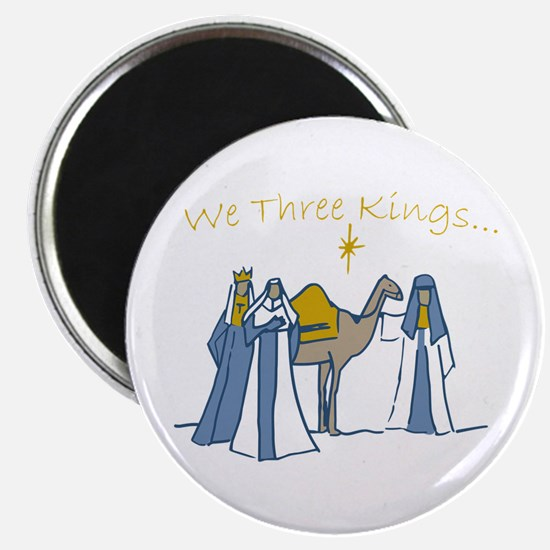 We Three Kings Magnets