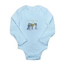We Three Kings Body Suit