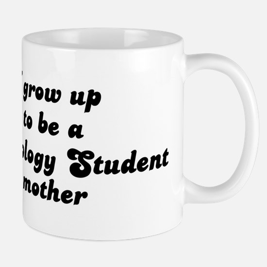 Molecular Biology Student lik Mug