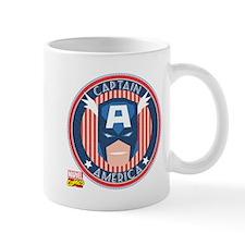 Captain America Stamp Mug
