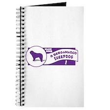 Make Mine Bergamasco Journal