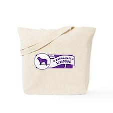 Make Mine Bergamasco Tote Bag