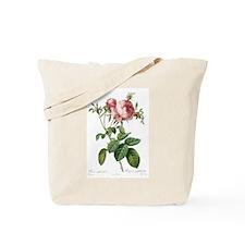 Lovely vintage pink rose Tote Bag