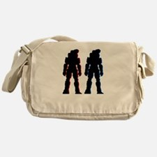 halo Messenger Bag