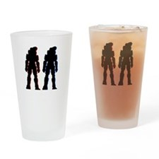 halo Drinking Glass