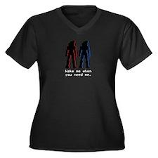 halo Plus Size T-Shirt