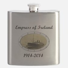 Empress of Ireland commemoration Flask
