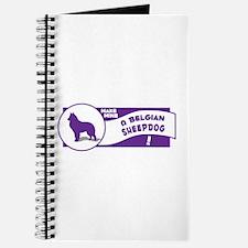 Make Mine Sheepdog Journal