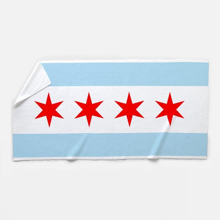 Bathroom Accessories Chicago chicago flag bathroom accessories & decor - cafepress