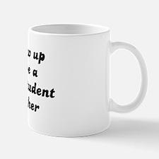 Midwifery Student like my mot Mug