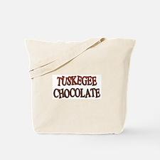 TUSKEGEE CHOCOLATE Tote Bag