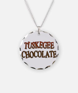 TUSKEGEE CHOCOLATE Necklace