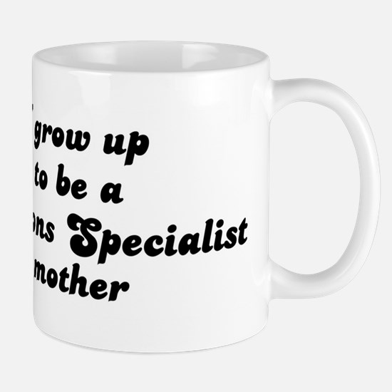 Public Relations Specialist l Mug