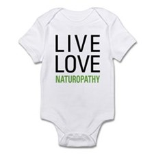 Live Love Naturopathy Infant Bodysuit