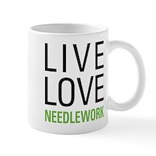 Live Love Needlework Mug