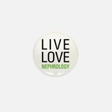 Live Love Nephrology Mini Button (10 pack)