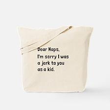 Dear Naps Tote Bag